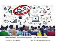 Summer  Internship Programme with Digital Facile